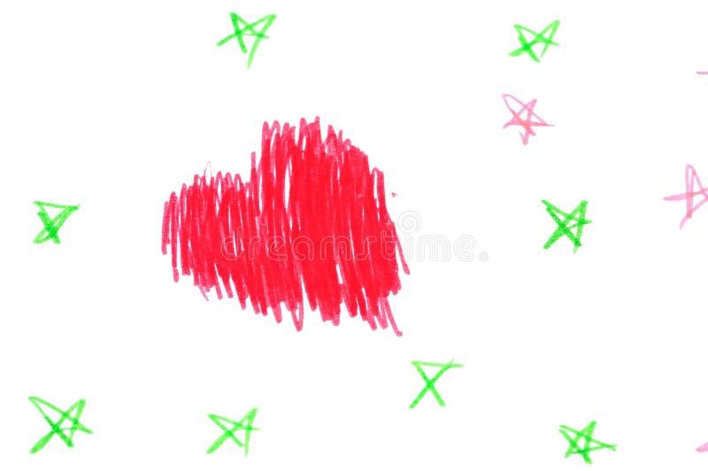 Download Heart stock image. Image of event, happy, design, preschool - 12600299