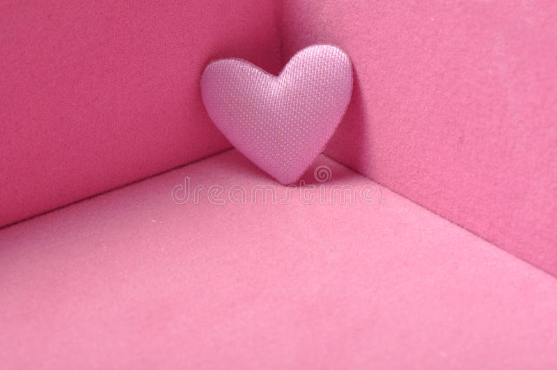 Download Heart stock photo. Image of lonely, romantic, velvet - 12740444