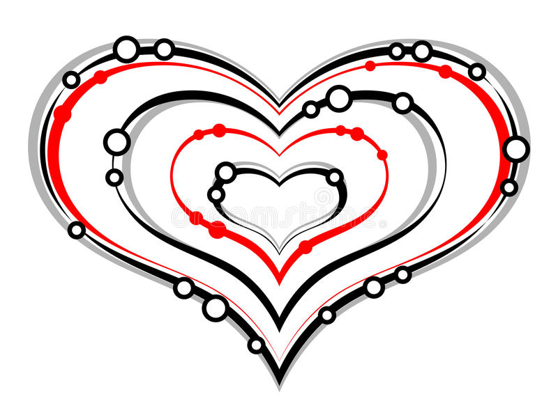 Download Heart stock vector. Image of marriage, loving, heart - 14000480