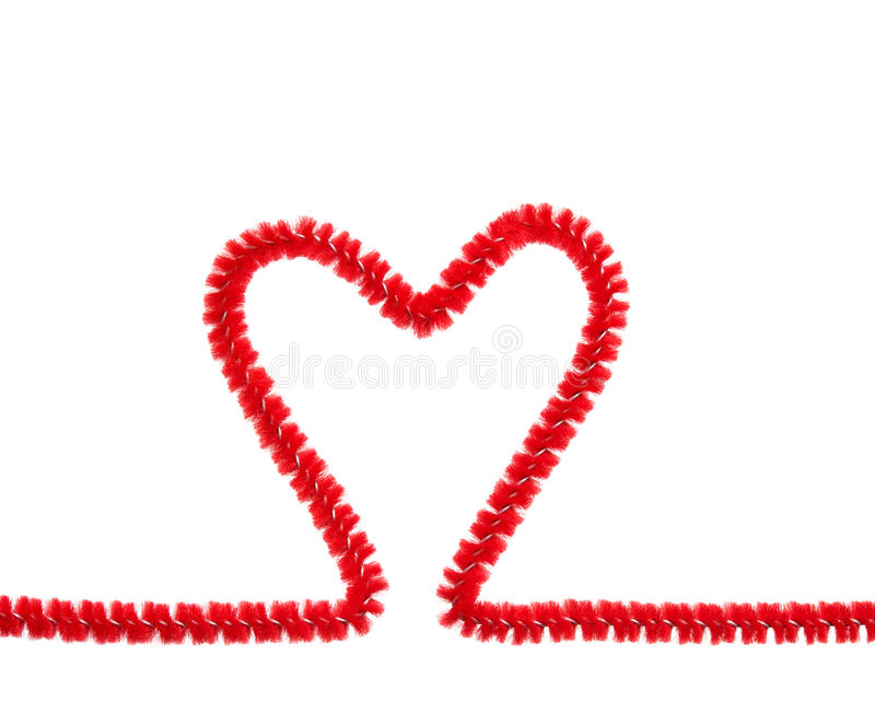 Download Heart stock image. Image of hearts, bent, heart, bends - 15363525