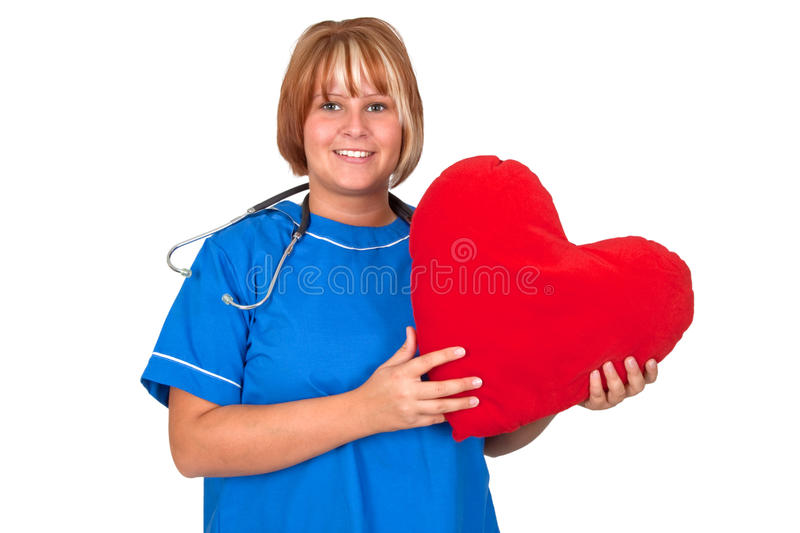 With heart stock photography