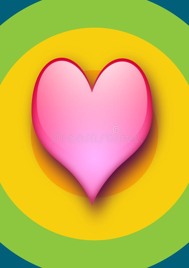 Heart stock image