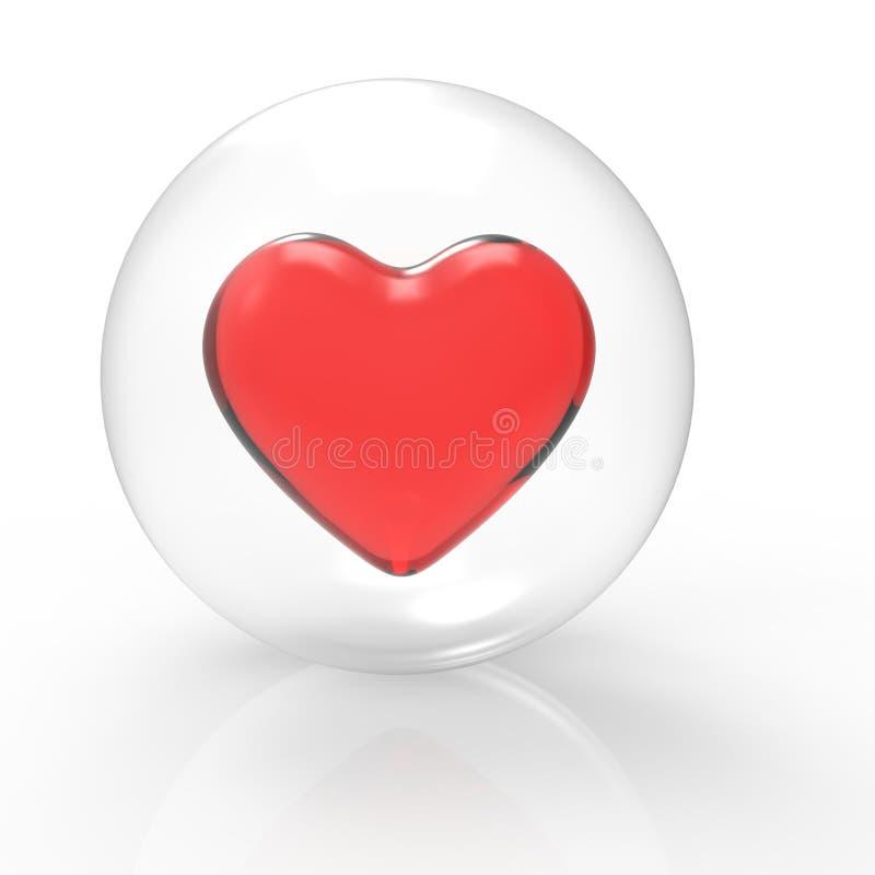 Download Heart stock illustration. Image of polish, icon, illustration - 28858764