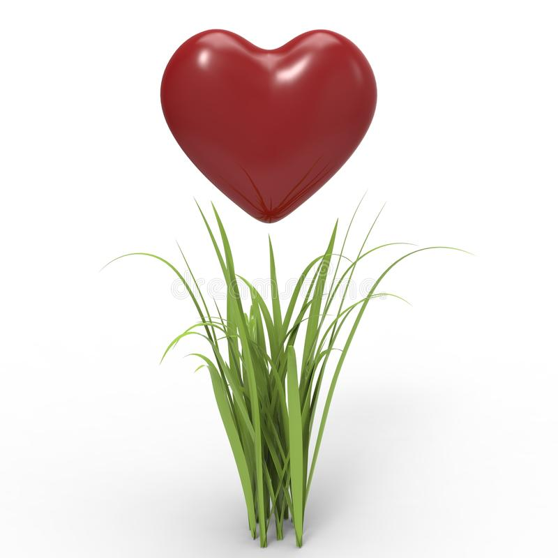 Download Heart stock illustration. Image of perfect, spherical - 28858789