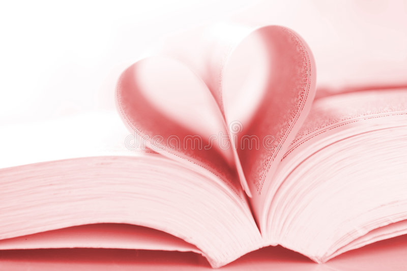 Download Heart stock photo. Image of textbook, shape, symbol, open - 7805816