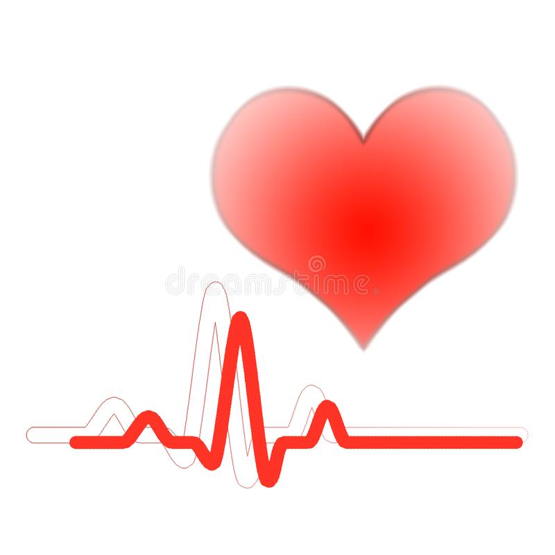 Heart stock photo