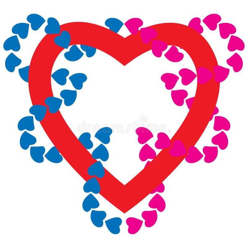Heart. stock illustration
