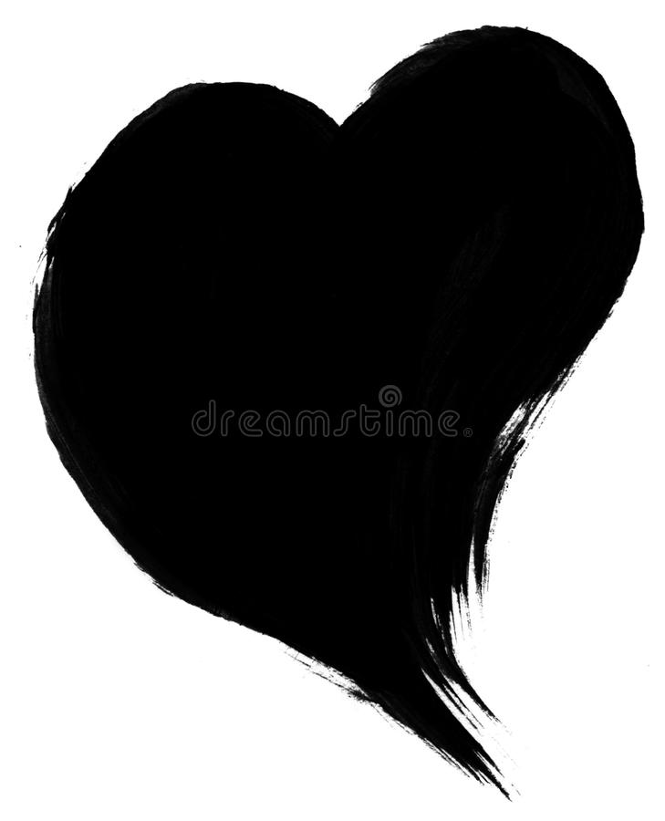 Download Heart stock illustration. Image of white, isolated, romance - 9957176