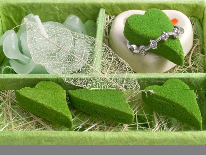 Download Heart aromas stock photo. Image of diamond, objects, perfume - 3987298