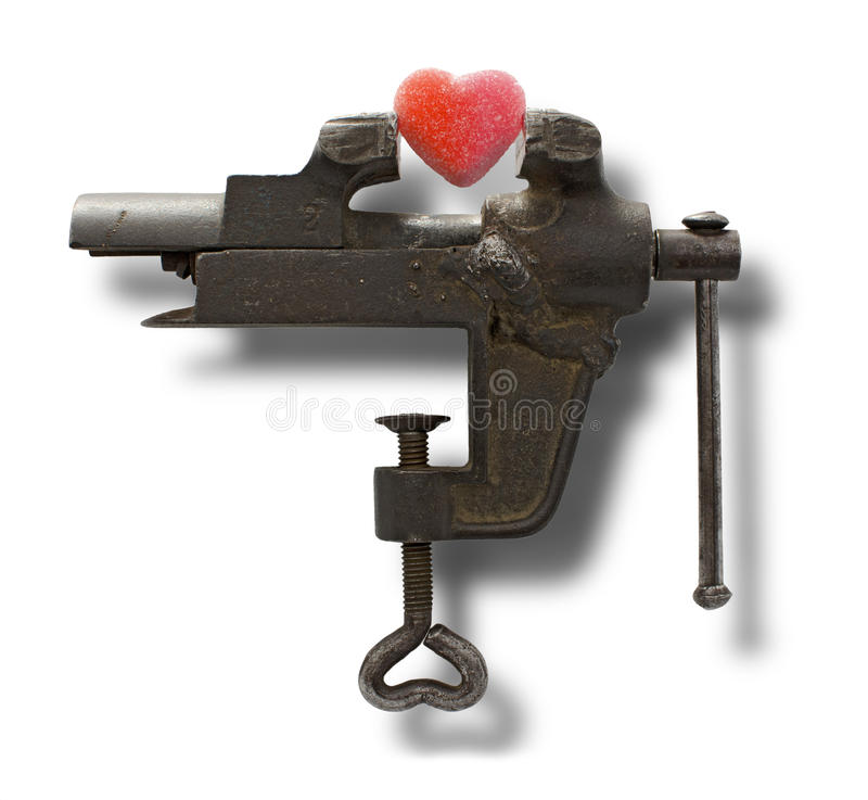 Download Heart Attack stock photo. Image of medical, vise, pressure - 28766340