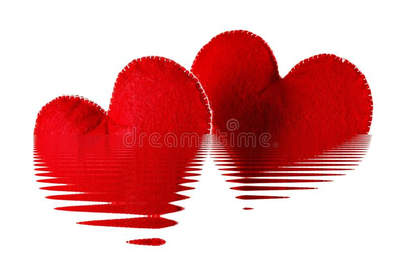 Heart background love valentine concept. illustration. Heart background love valentine concept design wedding. illustration royalty free stock photography