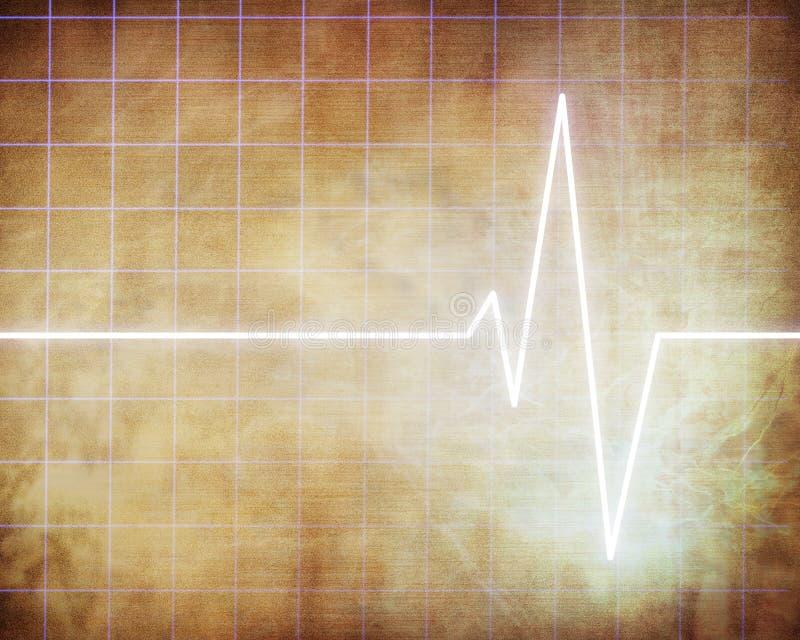 Heart beat vector illustration