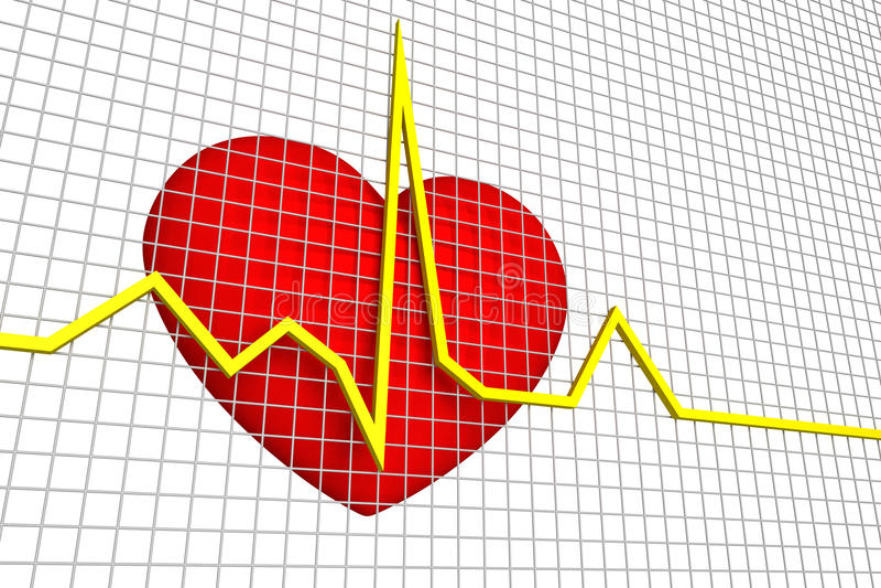 Heart Beats Stock Photos