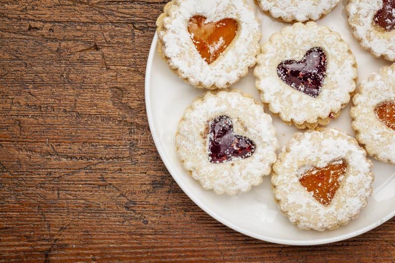 Download Heart Biscuit Cookies Stock Photo - Image: 40647414
