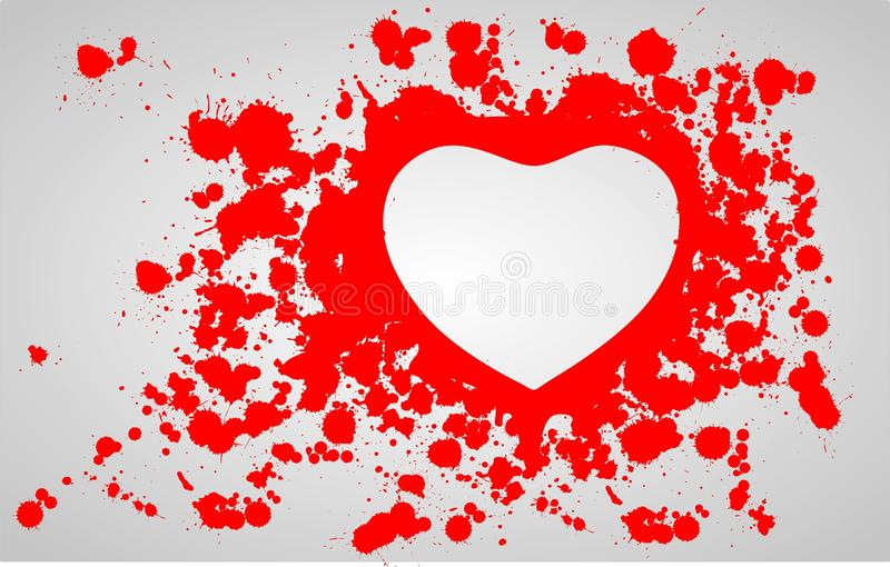 Heart In The Blood Stock Photos