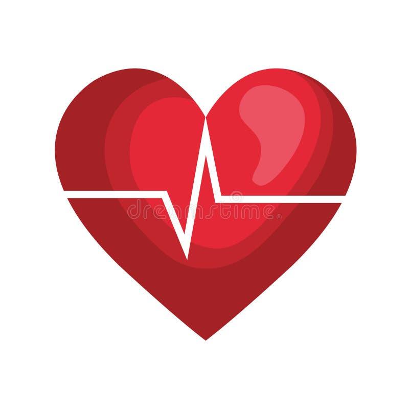 Free Heart Cardio Isolated Icon Stock Photo - 143378700