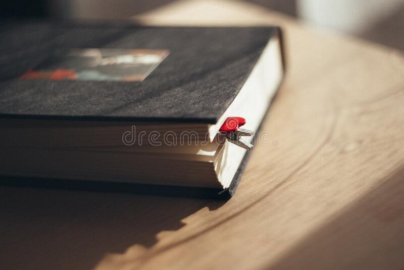 A Heart Clip Bookmark Free Public Domain Cc0 Image