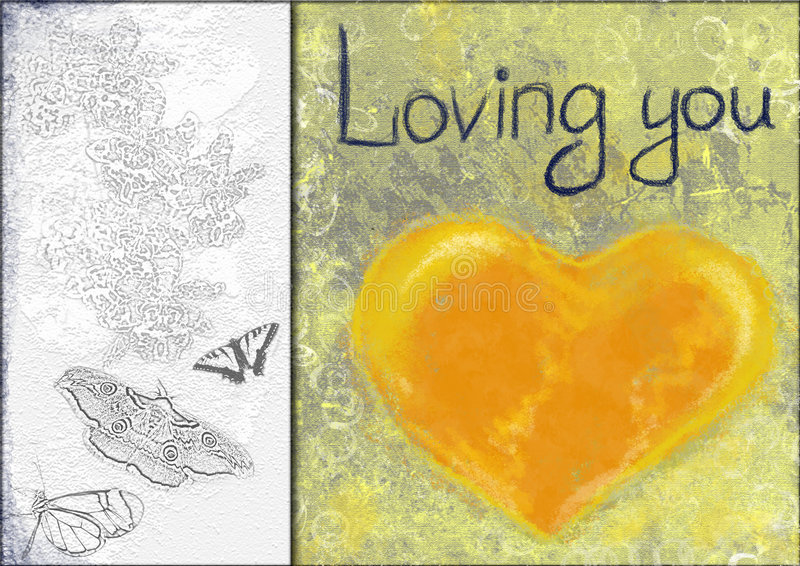 Download Heart collage stock illustration. Illustration of shape - 7264247