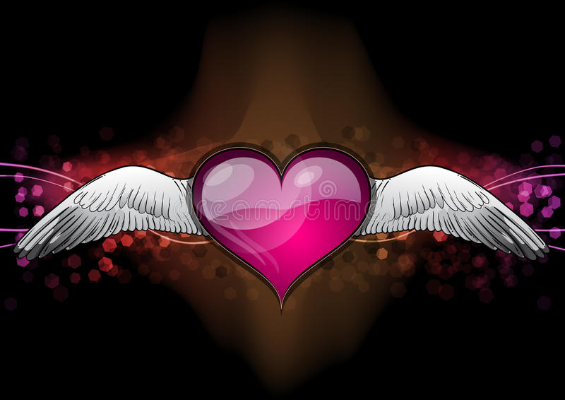 Download Heart Dark Royalty Free Stock Images - Image: 19791209