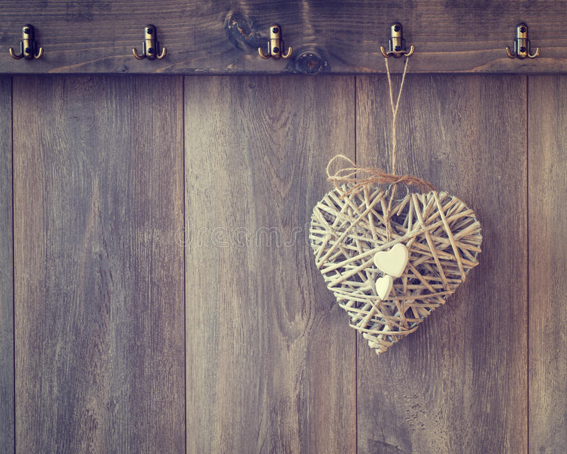 Heart Decoration stock images