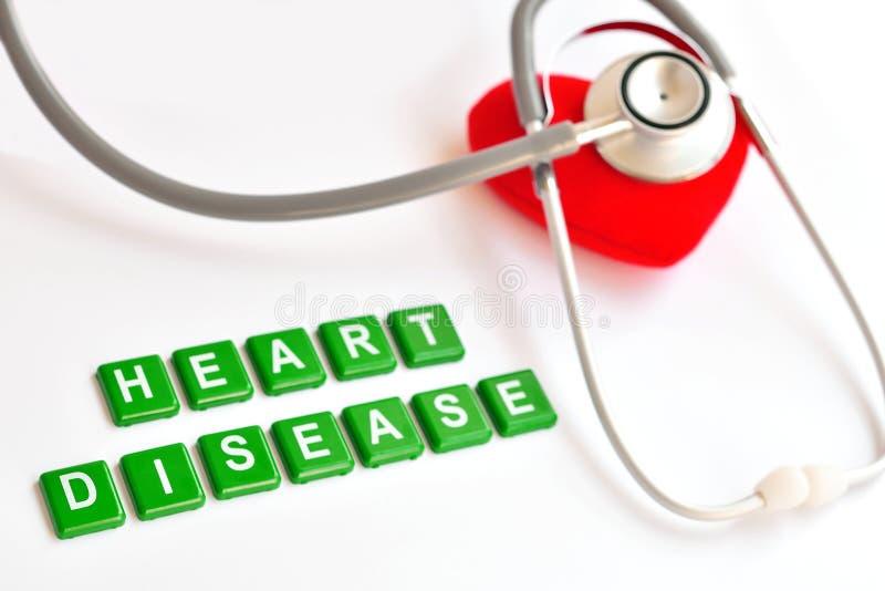 Heart disease royalty free stock photography