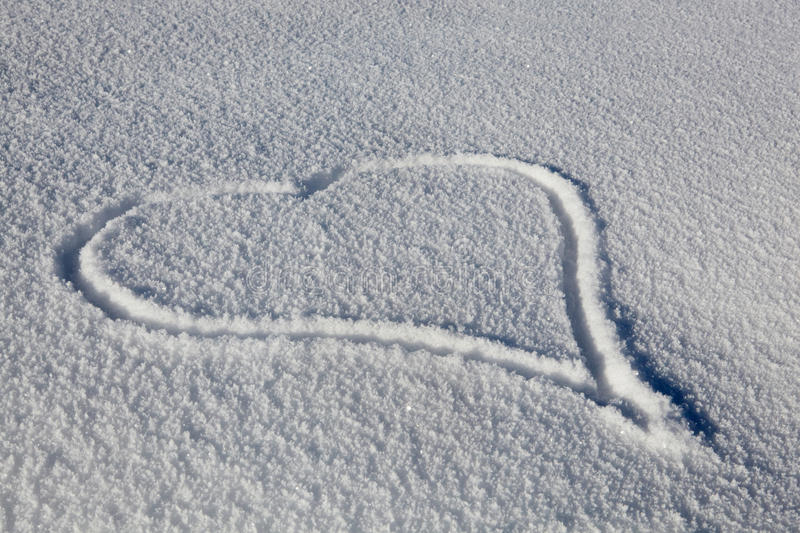 Download Heart Drawn Stock Photo - Image: 24476240