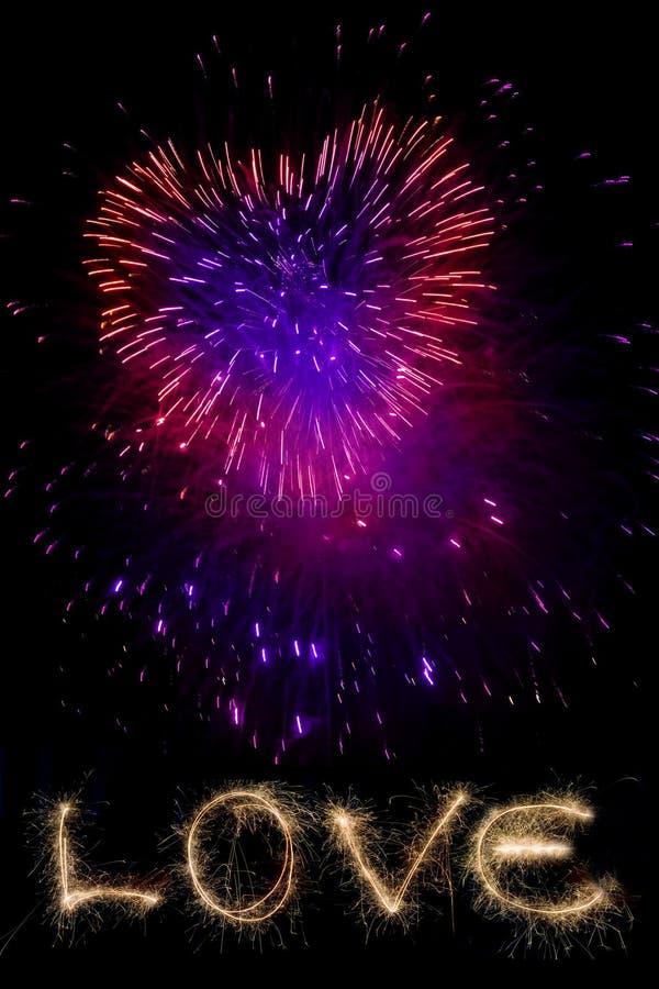 word fireworks