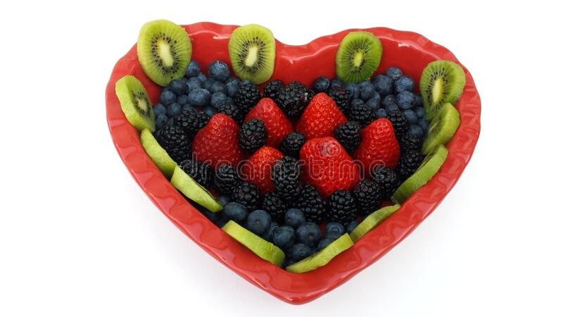 Heart Of Fruits Free Public Domain Cc0 Image