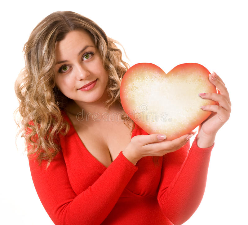Download Heart gift stock image. Image of beautiful, white, color - 23013283