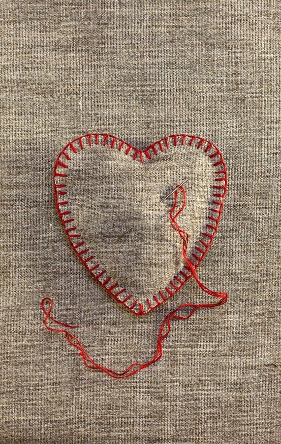 Download Heart Handmade stock image. Image of love, handmade, fashion - 28587749
