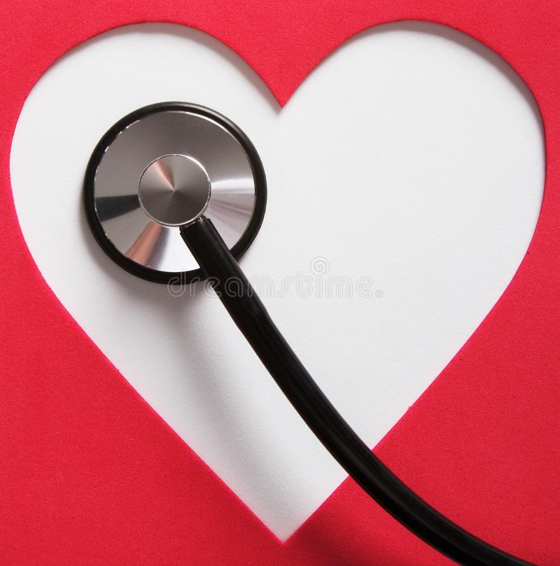 Heart Health Concept royalty free stock image