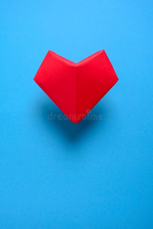 How Make Origami Paper Heart Stock-Vektorgrafik (Lizenzfrei) 508181485 | 900x600