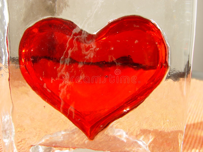 Heart Ice flat mouth