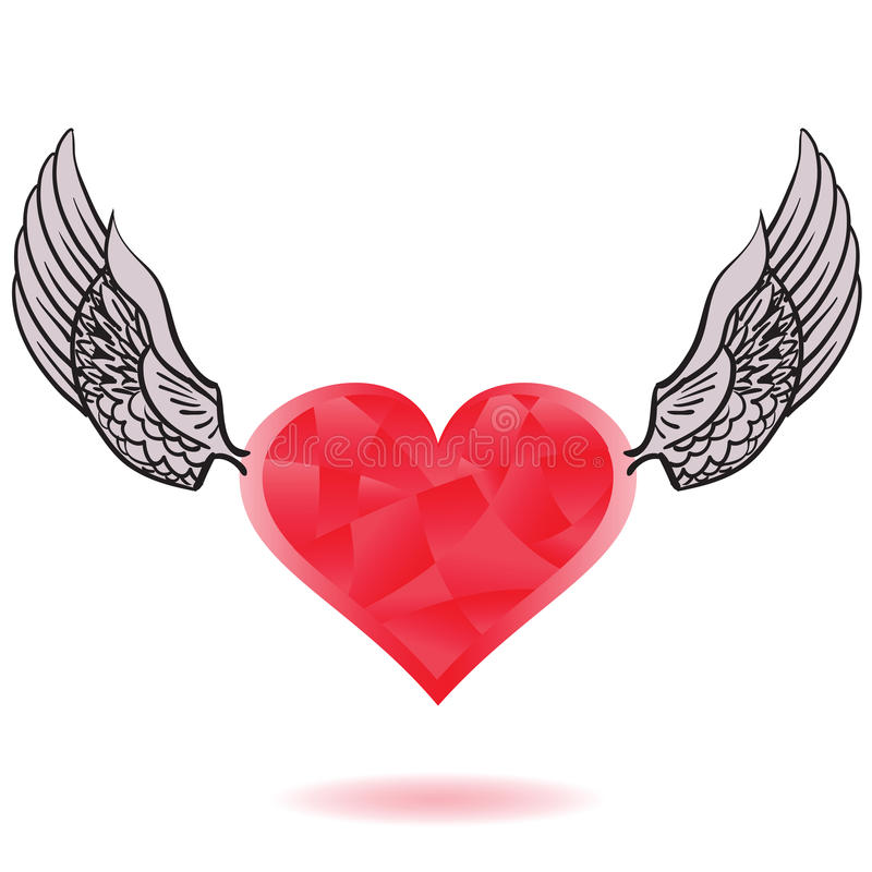 heart icon stock illustration