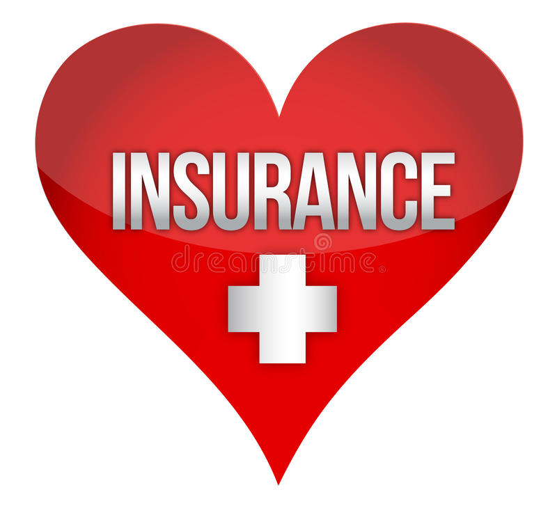 Download Heart Insurence Illustration Design Royalty Free Stock Photos - Image: 27223078