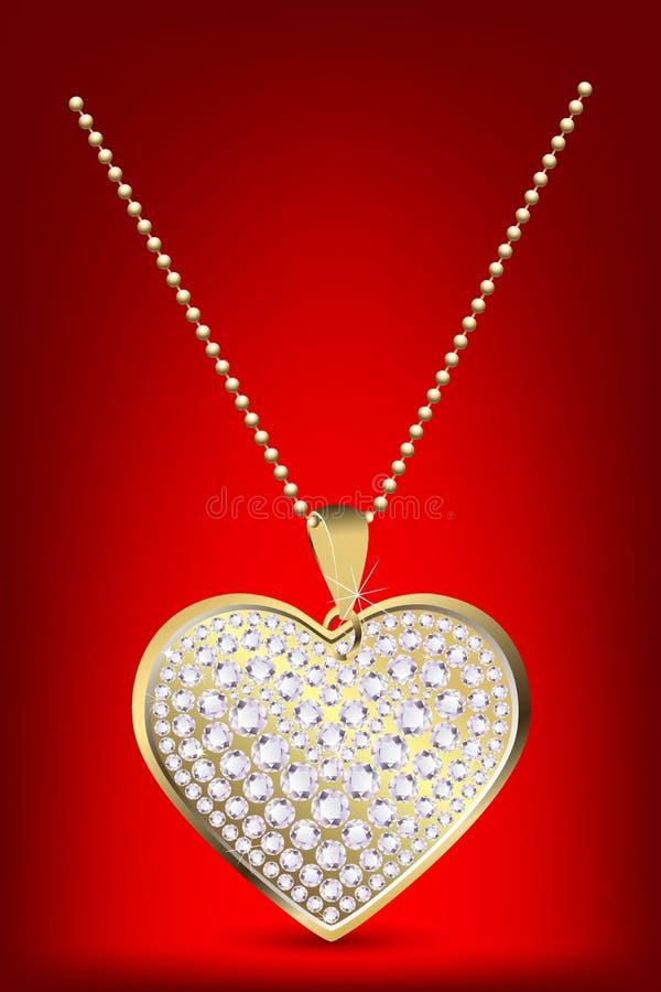 Free Heart Locket Royalty Free Stock Photography - 18858977