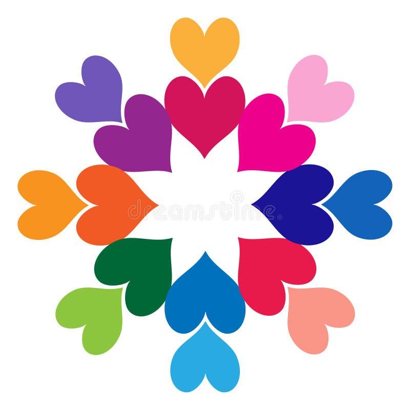 Download Heart logo stock illustration. Image of concept, sign - 19153075
