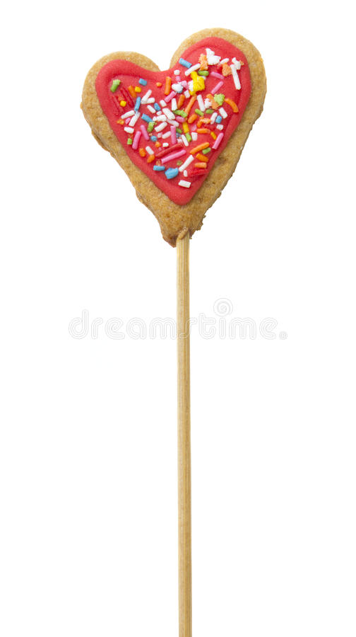 Download Heart Lollypop stock image. Image of emotion, gift, beautiful - 28703069