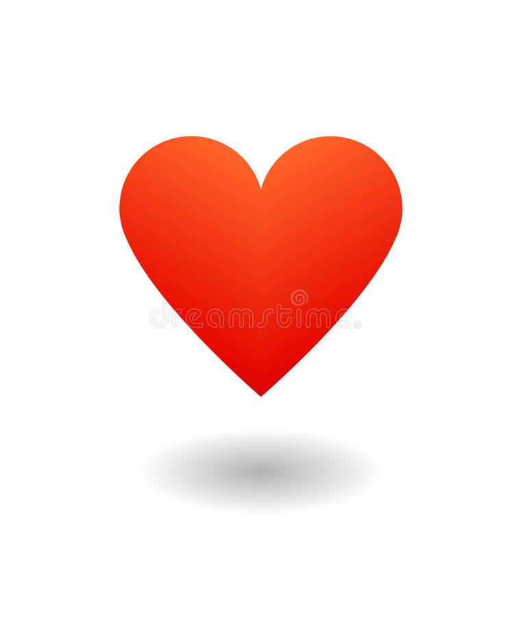Heart love stock photos