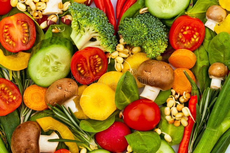 Download A Heart Made Of Vegetables. Healthy Eating Royalty Free Stock Photography - Image: 23114667