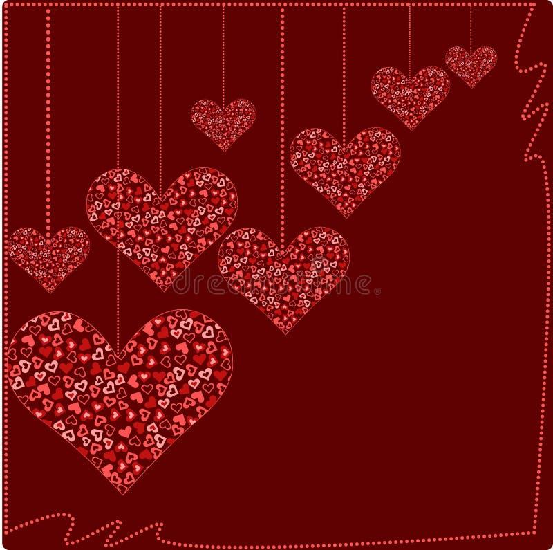 Free Heart On Thread Stock Photo - 13274720