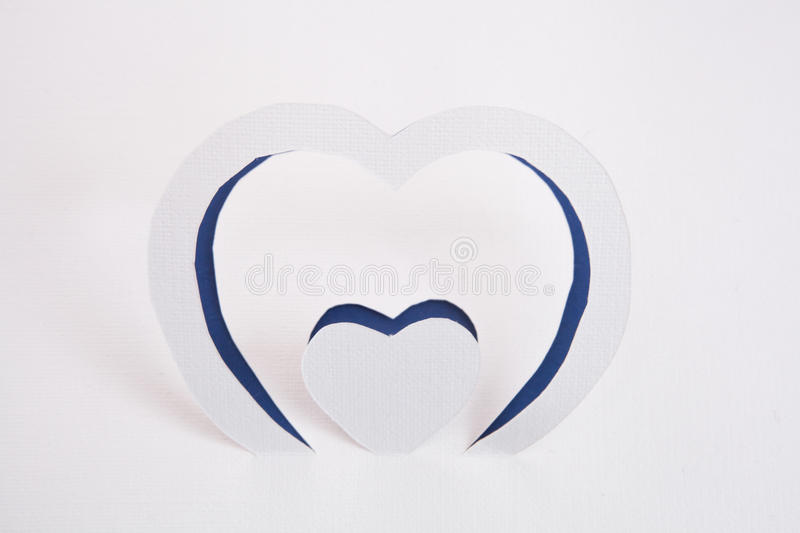 Download Heart Paper Sticker stock photo. Image of happy, sexual - 26470698