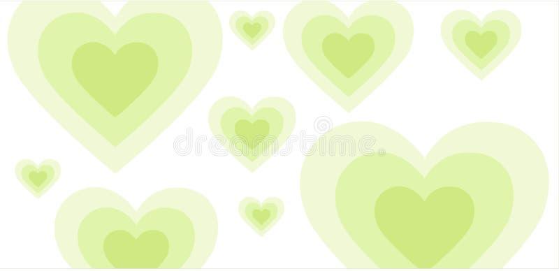 Download Heart pattern stock illustration. Image of creative, artwork - 12210769