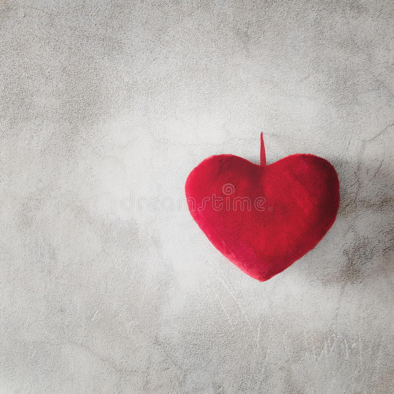 Download Heart pillow stock photo. Image of abstract, pillow, sign - 29024996