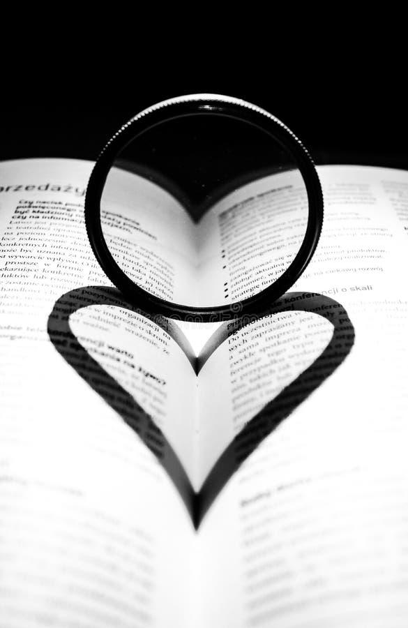 Heart. Proste zdjÄ™cie i fajny efekt serca royalty free stock photo