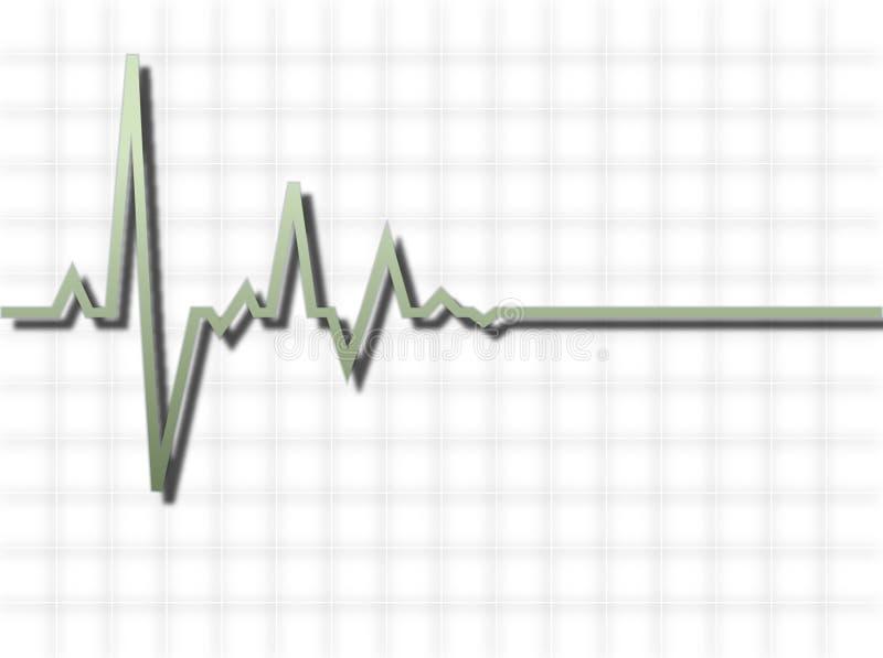 Download Heart pulse illustration stock illustration. Illustration of graphic - 8182980