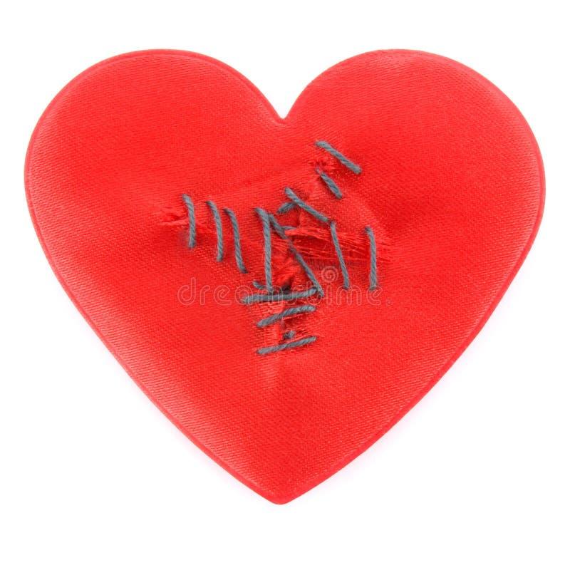 Free Heart Sewn Stock Photos - 16609803