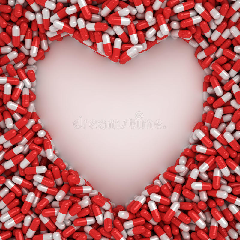 Heart Shape Royalty Free Stock Photos