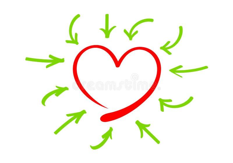 Heart Arrow Line Art Stock Illustrations 6 663 Heart Arrow Line Art Stock Illustrations Vectors Clipart Dreamstime