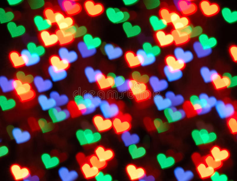 Download Heart shape bokeh stock image. Image of element, abstract - 12671389